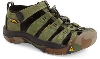 Keen Newport H2 Waterproof Sandal (Big Kid)