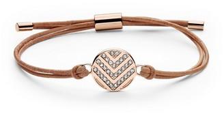 Fossil Chevron Glitz Bracelet Jewelry