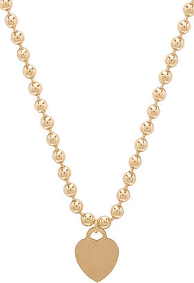 Vanessa Mooney The Boss Heart Necklace
