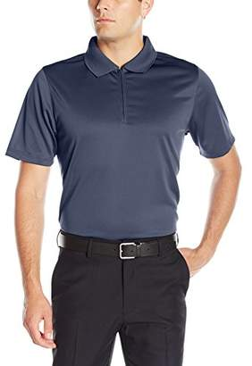 Clique Men's Malmo Snag-Proof Zip Polo