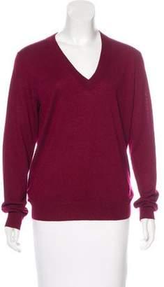 Tory Burch Cashmere V-Neck Sweater