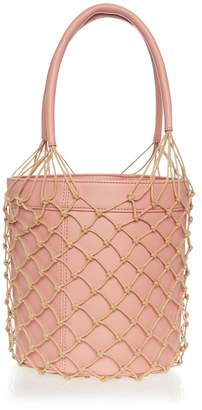 South Beach Womens Plant Pot Bag - Pink
