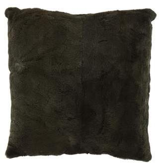 Frette Mink Throw Pillow