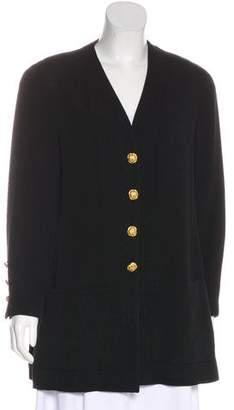 Chanel Textured Coat