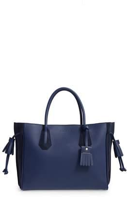 Longchamp 'Medium Penelope Fantasie' Leather Tote