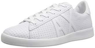 Armani Exchange A|X Men's Low Top Logo Sneaker
