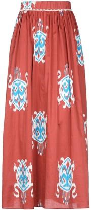 Jijil Long skirts - Item 35407258ON