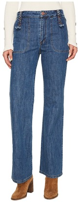 See by Chloe Signature Denim Pants Women's Jeans
