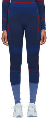 adidas by Stella McCartney Blue Train SL Tights