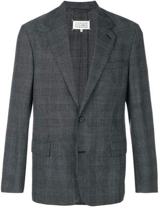 Maison Margiela tailored fitted blazer