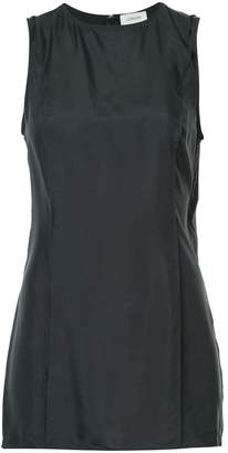 Lemaire round neck fitted tunic