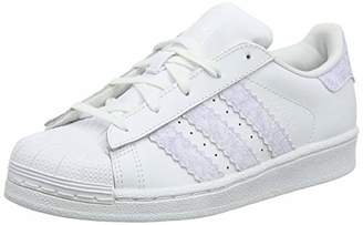 9bad7df268cd70 at Amazon.co.uk · adidas Unisex Kids  Superstar C Gymnastics Shoes