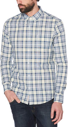 Original Penguin PLAID END ON END SHIRT