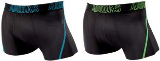 adidas Two-Pack Performance Boxer Briefs