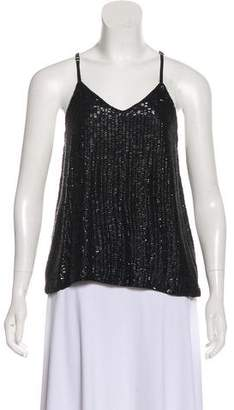 MLV Sleeveless Embroidered Top w/ Tags
