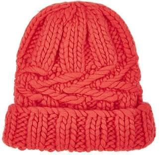Eugenia Kim Women's Marley Wool Beanie - Coral
