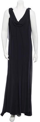 Vera Wang Silk Gown $140 thestylecure.com