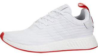 adidas NMD_R2 Prime Knit Men's White/Red - BA7253
