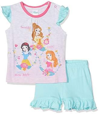 Disney Baby Girls' 45391L/AZ Playsuit,(Manufacturer Sizes:3/6)