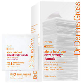 Dr. Dennis Gross Dr. Gross Anti-Aging Alpha Beta Peel Pads $79 thestylecure.com