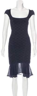 Zac Posen Knit Midi Dress w/ Tags