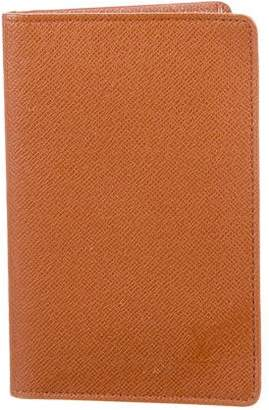 Louis Vuitton Taiga Card Case
