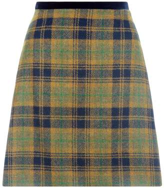 Hobbs Margot Wool Skirt