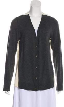 Rag & Bone Merino Wool Colorblock Cardigan