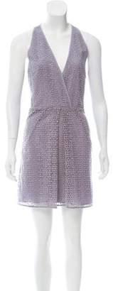 Rebecca Minkoff Sleeveless Eyelet Dress