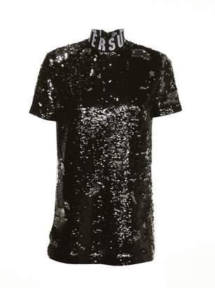 Versace Sequin T-shirt