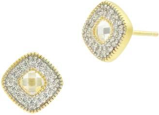 Freida Rothman Single Stud Earrings
