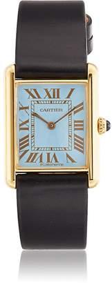 La Californienne Women's Cartier 1980s Tank Watch