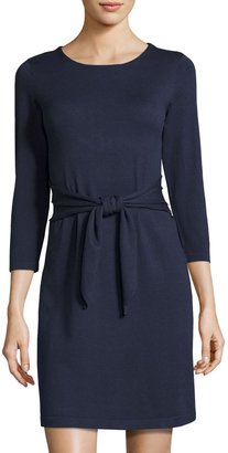 Tommy Bahama Pickford Front-Knot Dress $99 thestylecure.com