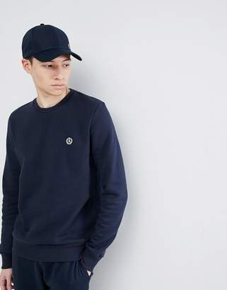 Henri Lloyd Bredgar Crew Neck Sweat in Navy