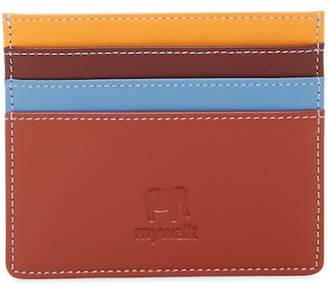 Mywalit Leather Credit Card & ID Holder