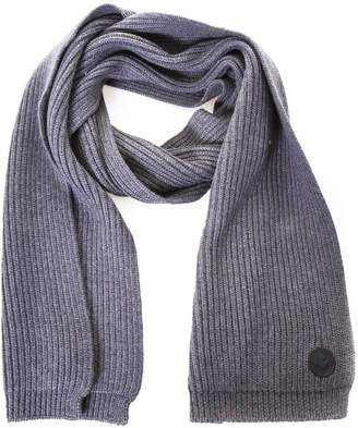DSQUARED2 Ribbed Knit Scarf