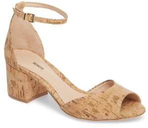 Schutz Roama Block Heel Sandal