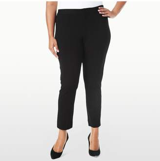NYDJ ANKLE PANT IN PONTE KNIT IN PLUS
