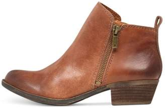 4dad170d6df Lucky Brand Stacked Heel Boots For Women - ShopStyle Canada