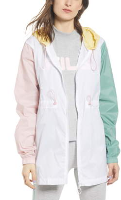 a3fc8c1eff4e Fila Liliana Colorblock Windbreaker