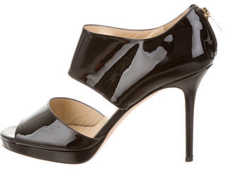 Jimmy Choo Jimmy Choo Patent Leather Private Pumps