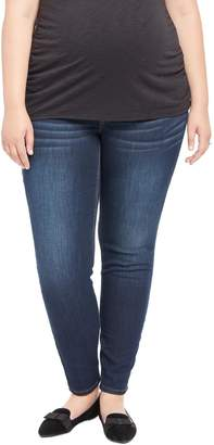 Motherhood Maternity Plus Size Secret Fit Belly Jegging Maternity Jeans