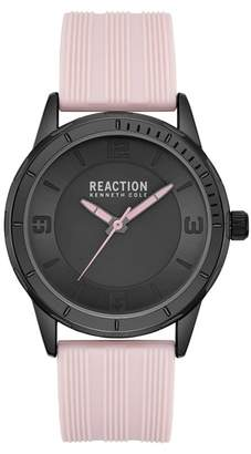 Kenneth Cole Reaction Women's Rubber Strap Watch, 38mm