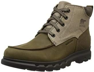 Sorel Men's Portzman Moc Toe Snow Boots,48 EU