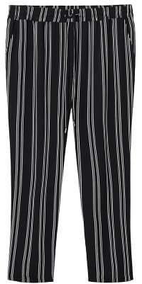 Violeta BY MANGO Printed baggy pants
