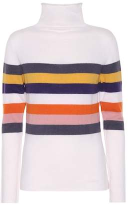 81 Hours 81hours Carment striped cashmere sweater