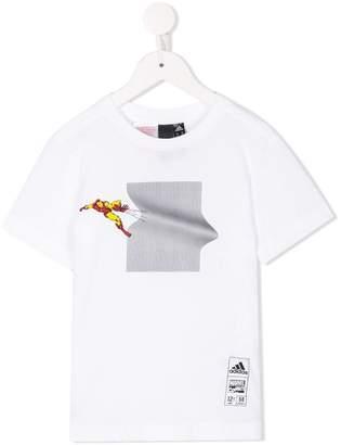 Iron Man Adidas Kids Marvel T-shirt