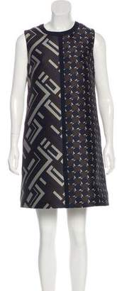 Max Mara 'S Patterned Shift Dress
