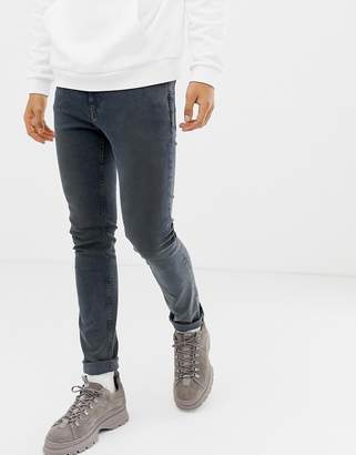 Cheap Monday Tight Jeans In Mud OD