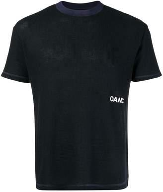 Oamc waffle logo T-shirt